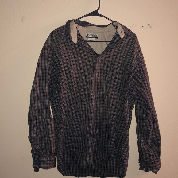 Columbia Other - Columbia XL nice button up
